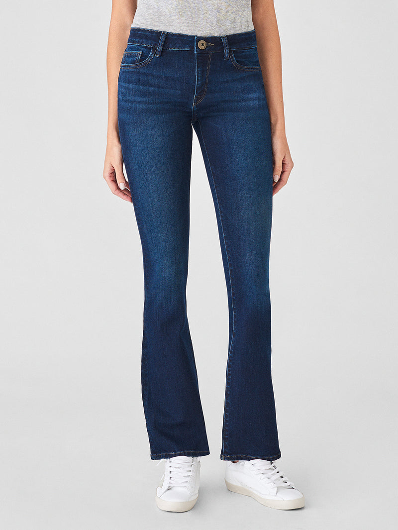 Bridget Crop High Rise Bootcut | Zuma