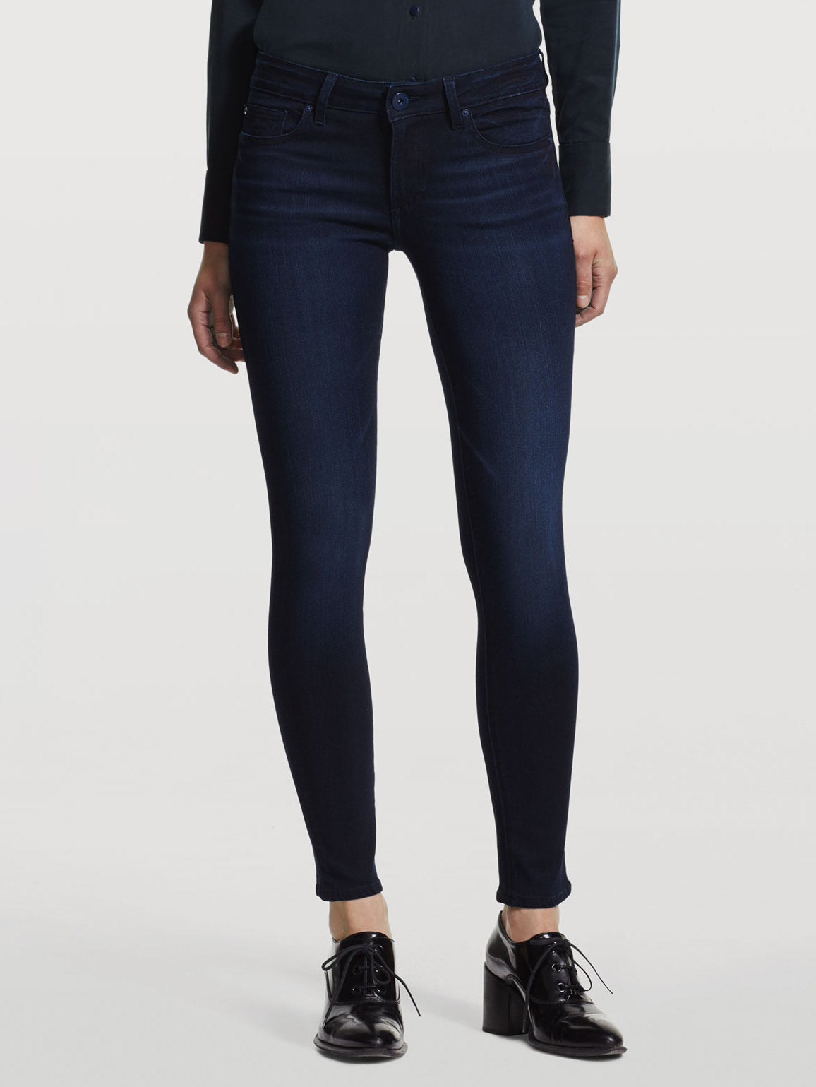 Emma Low Rise Skinny | Token