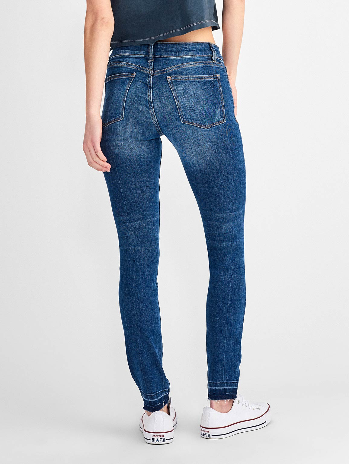 Florence Mid Rise Skinny | Strive