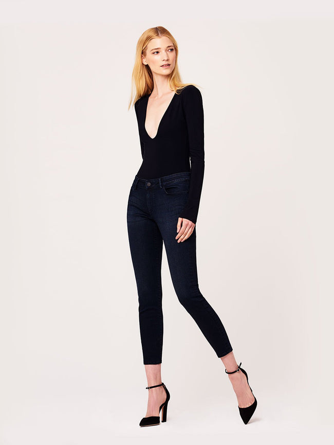 Women - Coco Curvy Ankle Skinny Moxee - DL1961