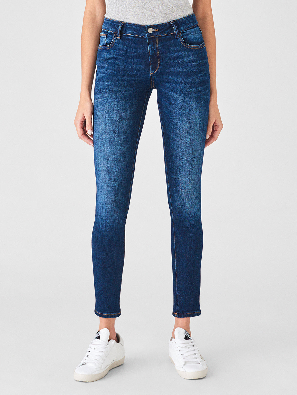 Emma Low Rise Skinny | Sulton