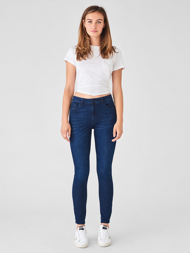 Women - Farrow Ankle High Rise Skinny | Equinox - DL1961