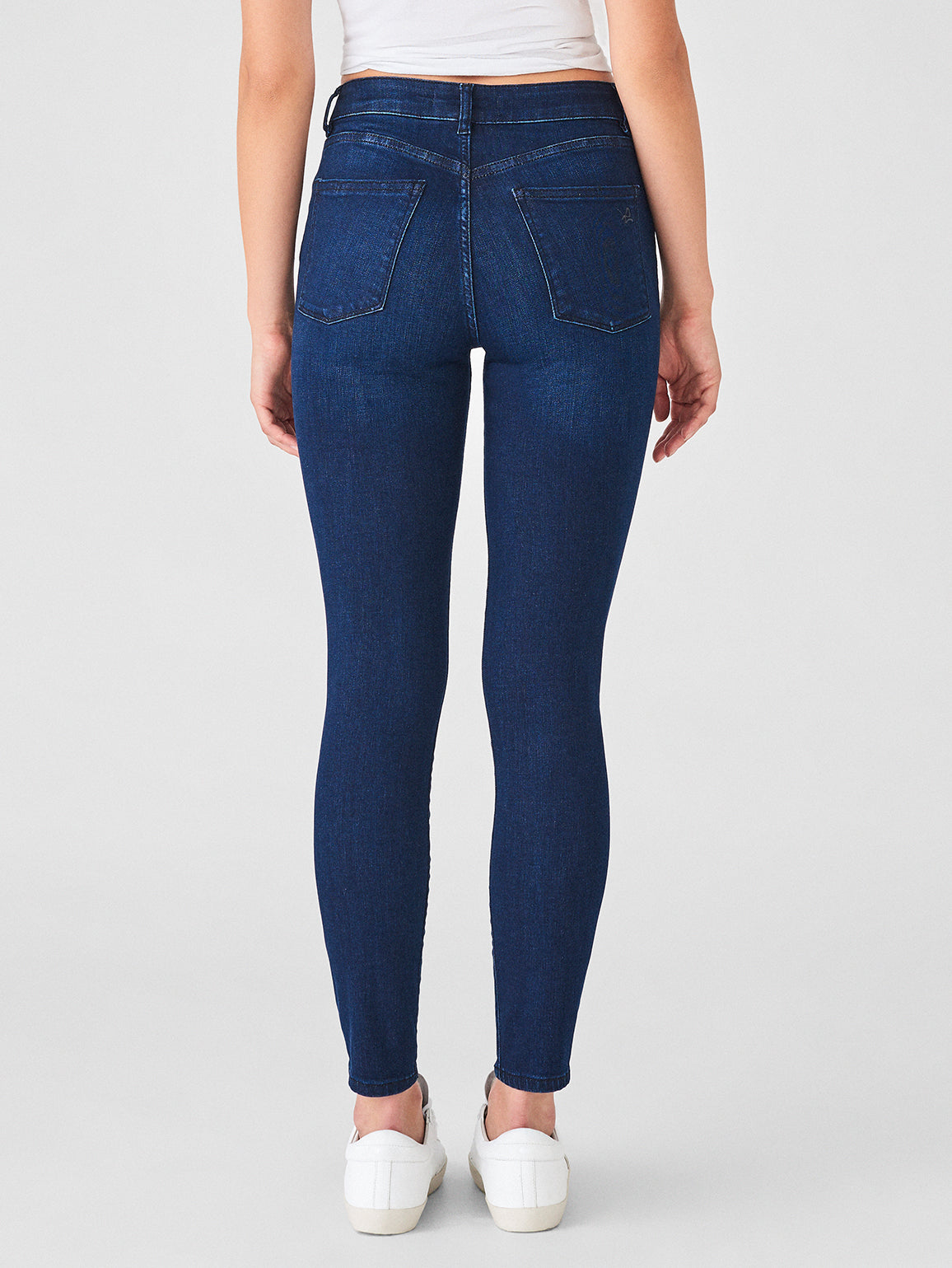 Farrow Ankle High Rise Skinny | Equinox