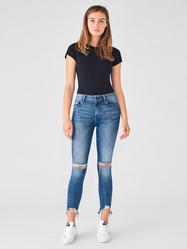 Farrow Ankle High Rise Skinny | Laramie