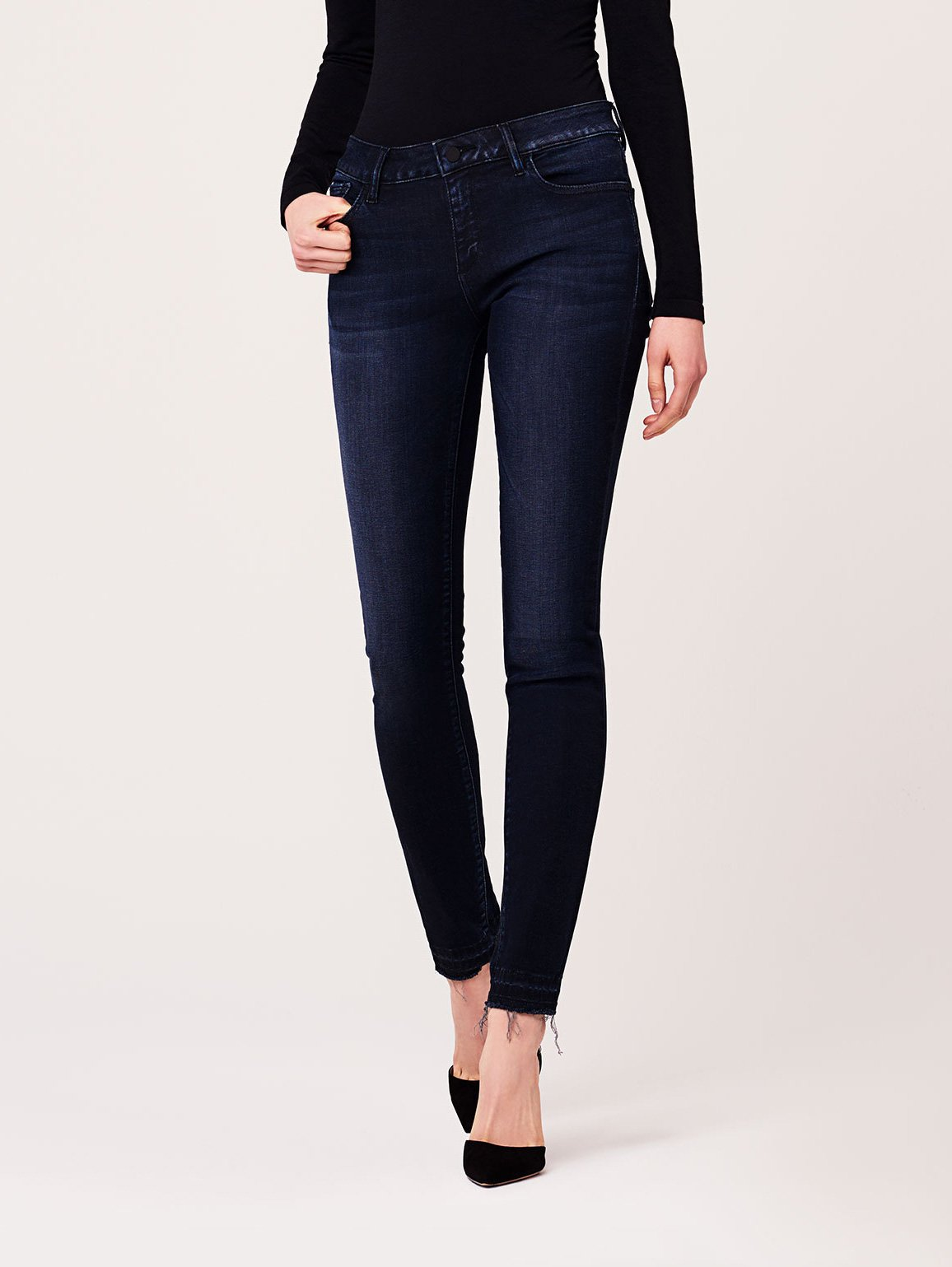 Florence Mid Rise Skinny | Sloan