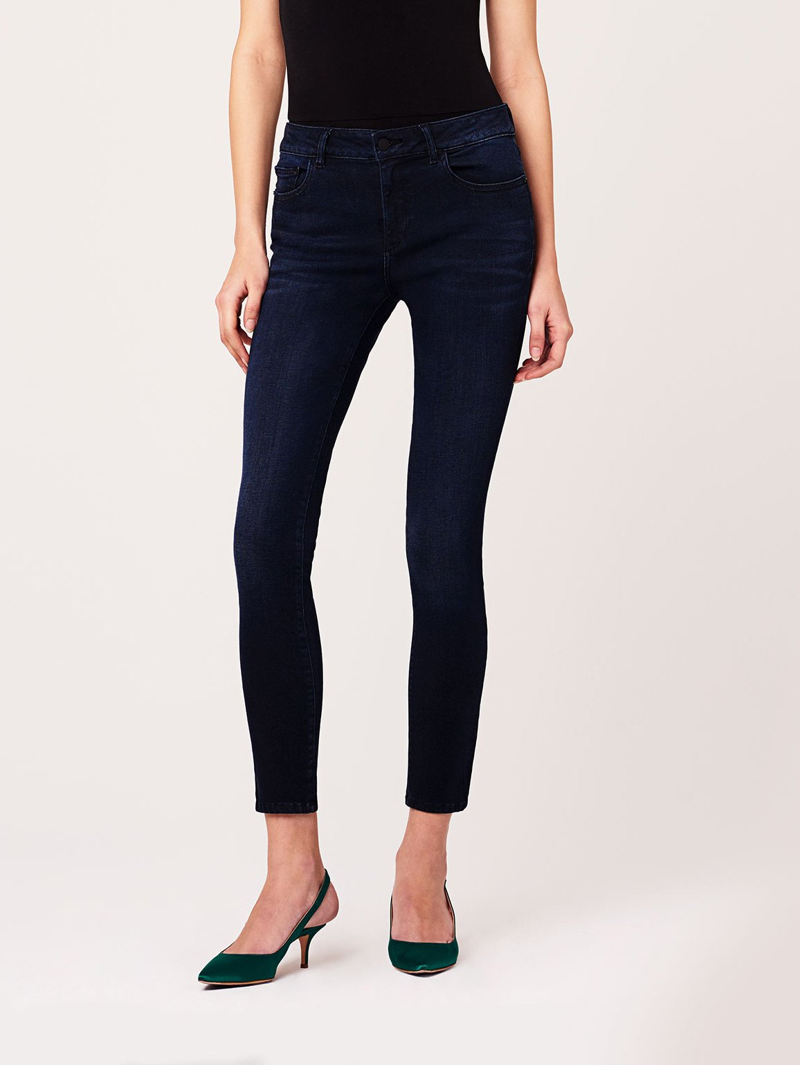 Emma Low Rise Skinny | Macon