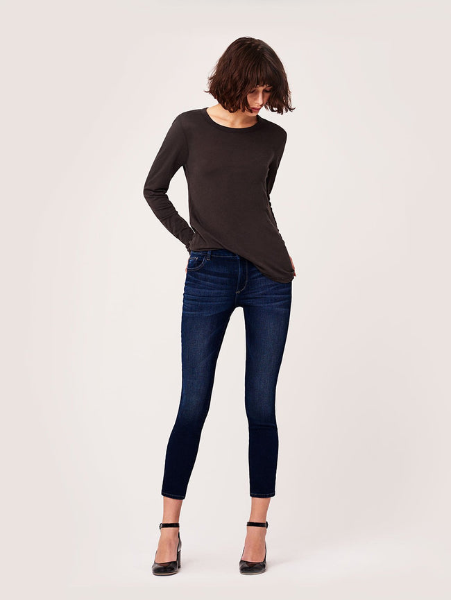 Women - Margaux Instasculpt Ankle Skinny Salt Creek - DL1961