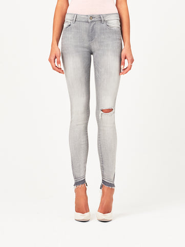 Florence Crop Mid Rise Skinny | Legendary