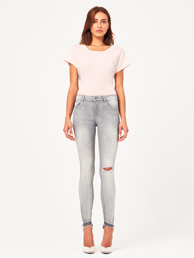 Margaux Mid Rise Ankle Skinny | Willamina DL 1961 Denim