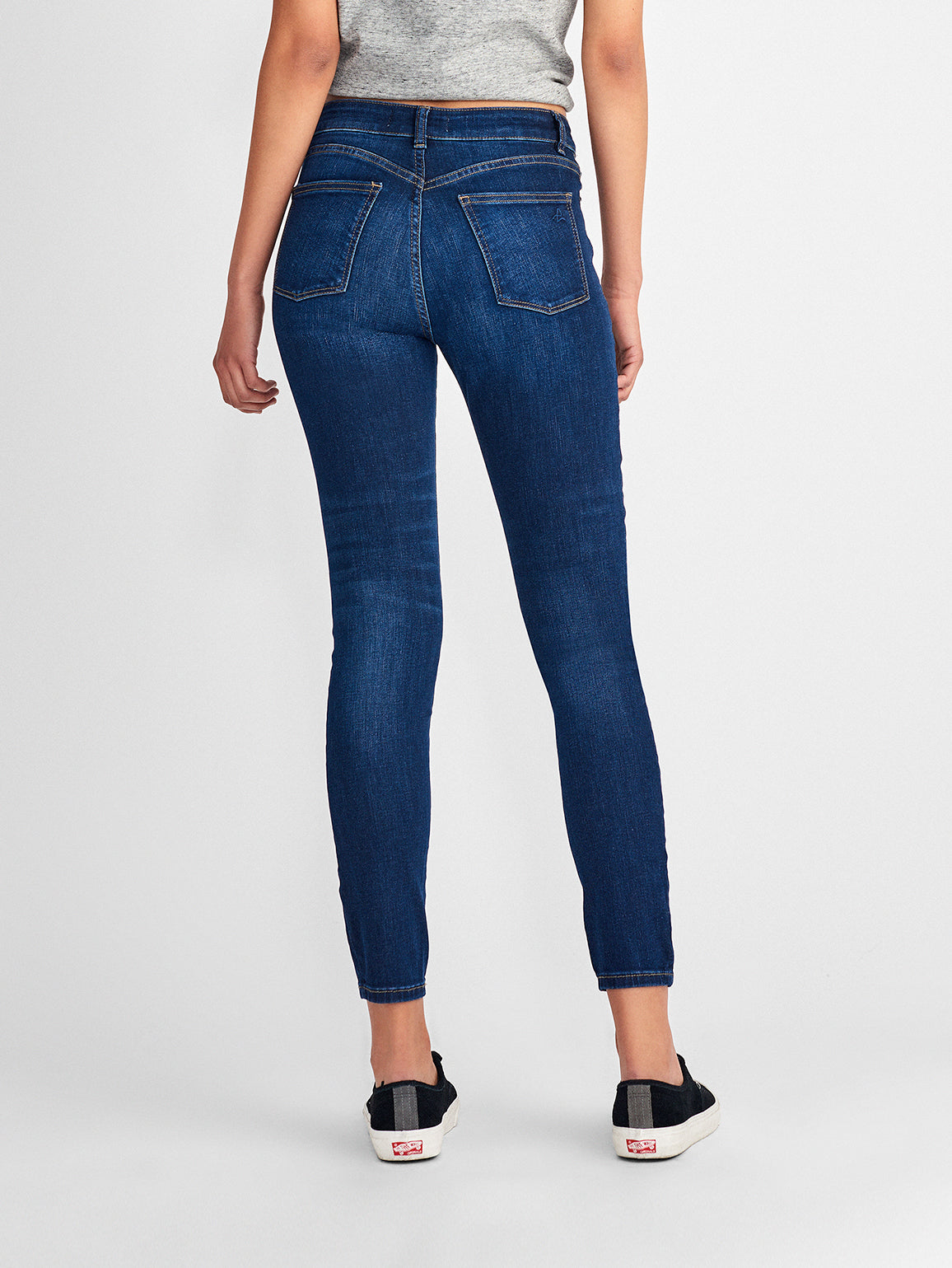 Farrow High Rise Skinny | Delancy Dl 1961 Denim