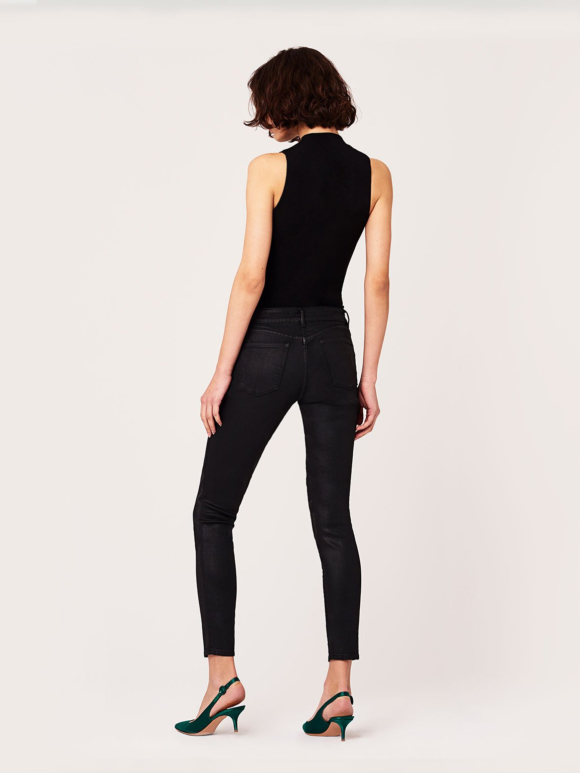Women - Emma Power Legging Medina - DL1961