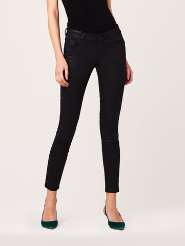 Haven Front Leather Legging | Bronson