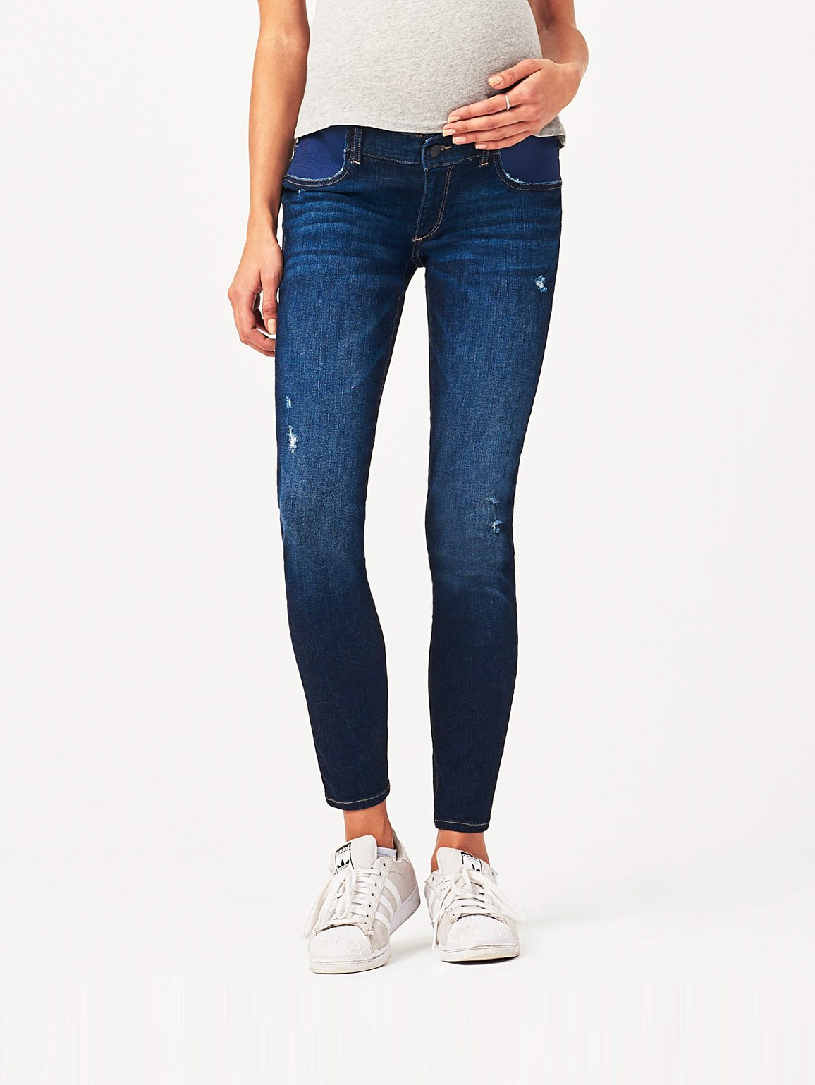 Image of Florence Maternity Skinny / Darcy