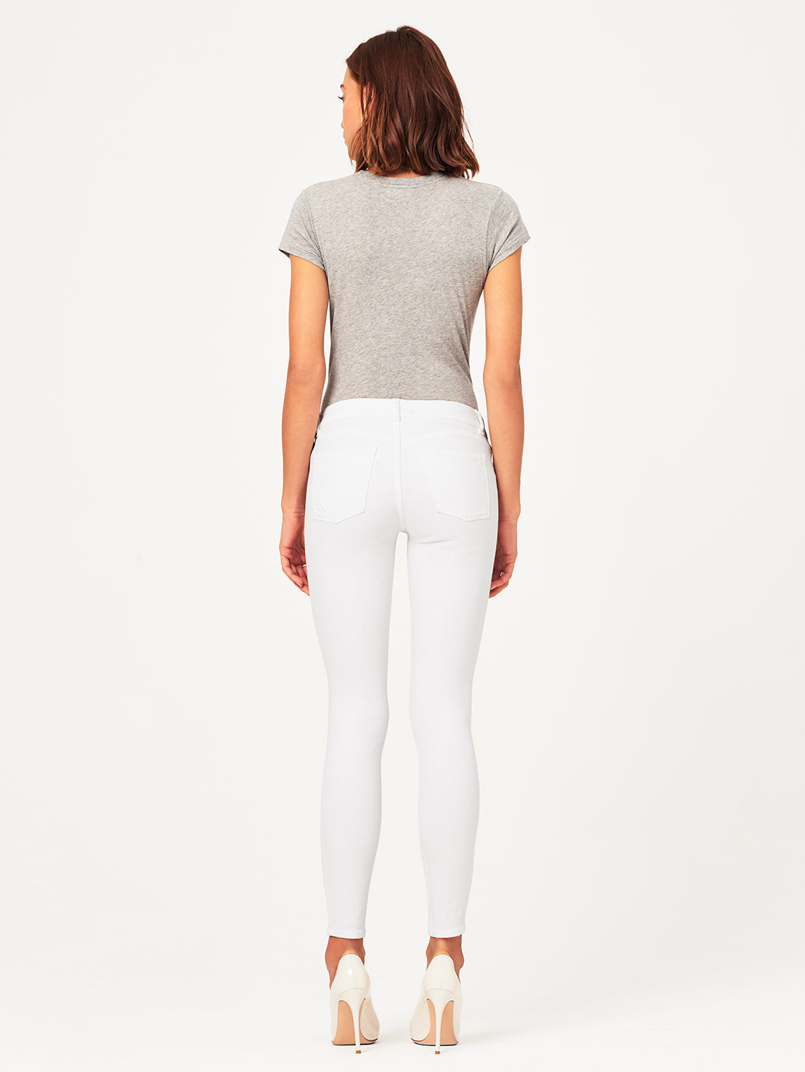 Emma Low Rise Skinny | Dawson DL 1961 Denim