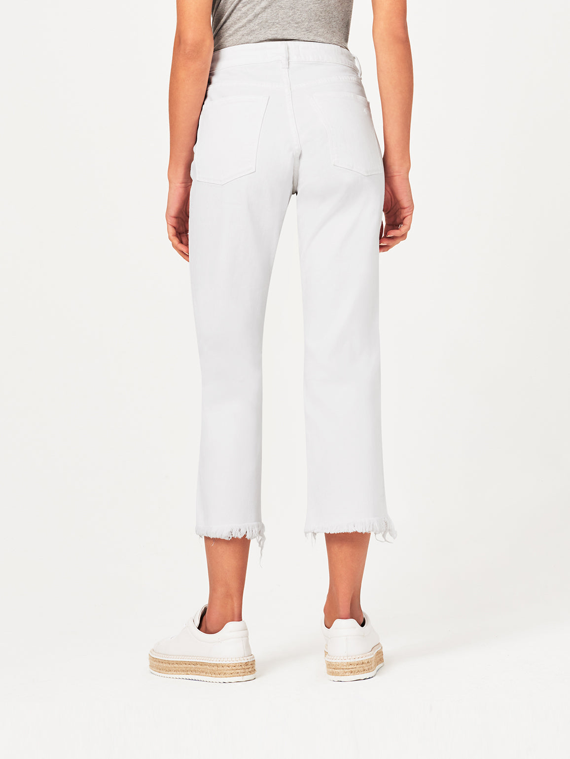 Patti High Rise Straight | Donovan DL 1961 Denim