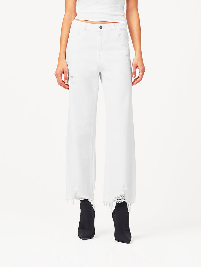 Hepburn High Rise Wide Leg | Sacramento DL 1961 Denim