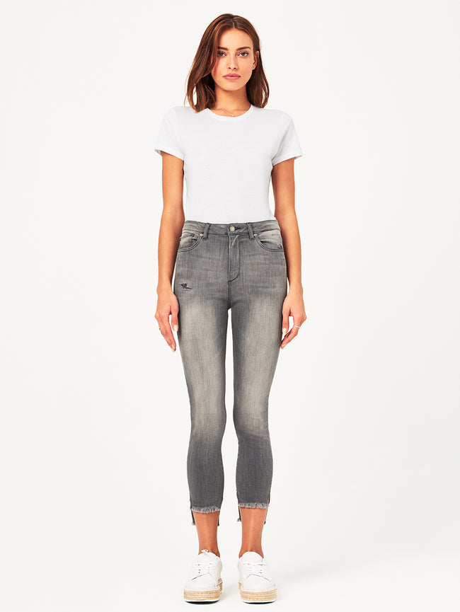 Chrissy Ultra High Rise Skinny | Ashen - DL1961