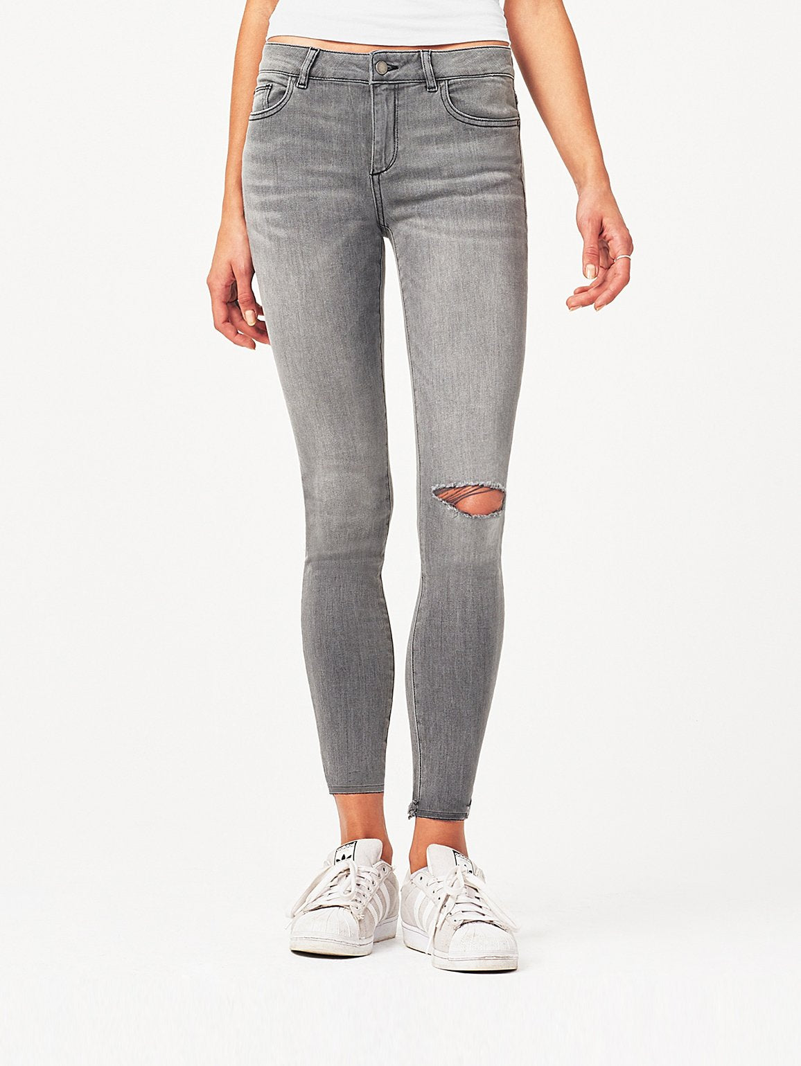 Image of Emma Low Rise Skinny / Tarrant