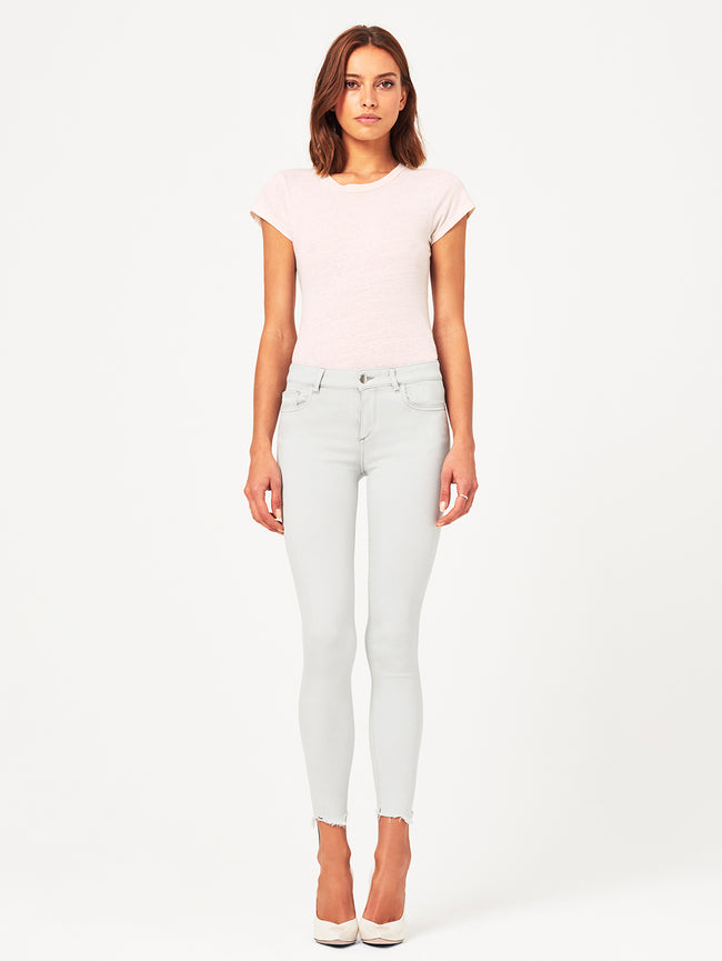 Margaux Mid Rise Ankle Skinny Edge