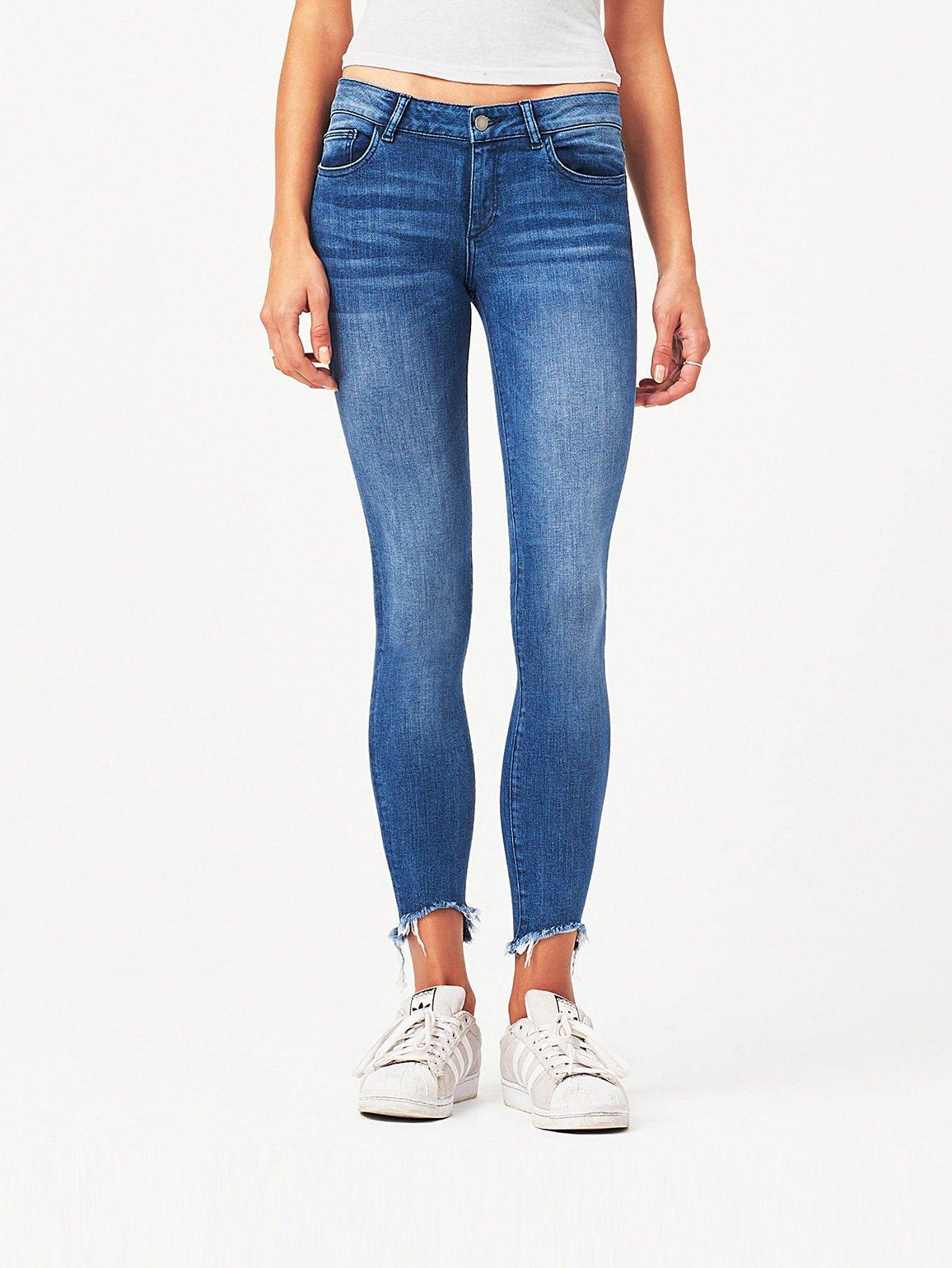 Women - Emma Low Rise Skinny Fenwick - DL1961