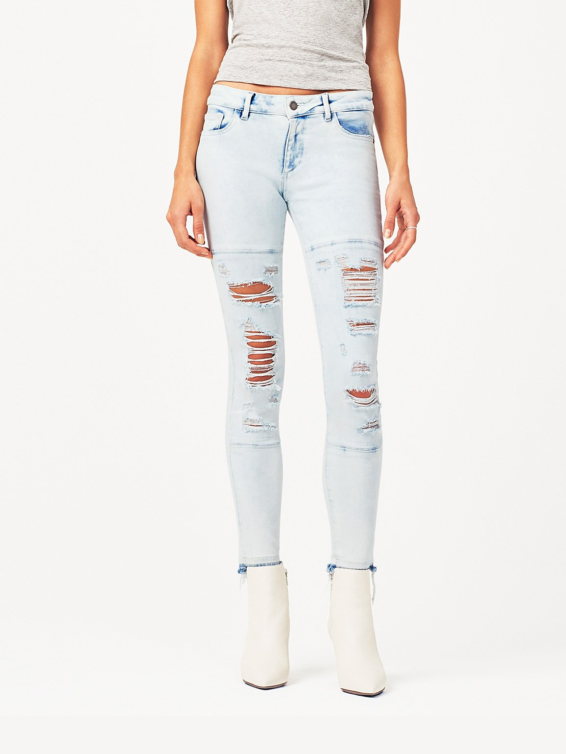 Image of Emma Low Rise Skinny / Sinclair