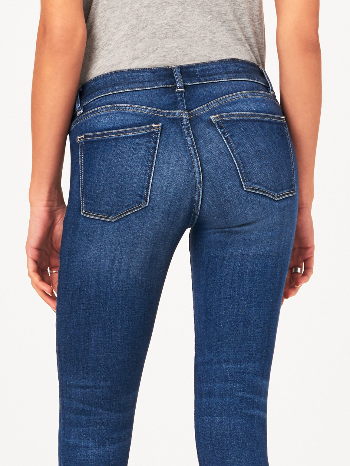 Emma Low Rise Skinny | Nevada DL 1961 Denim
