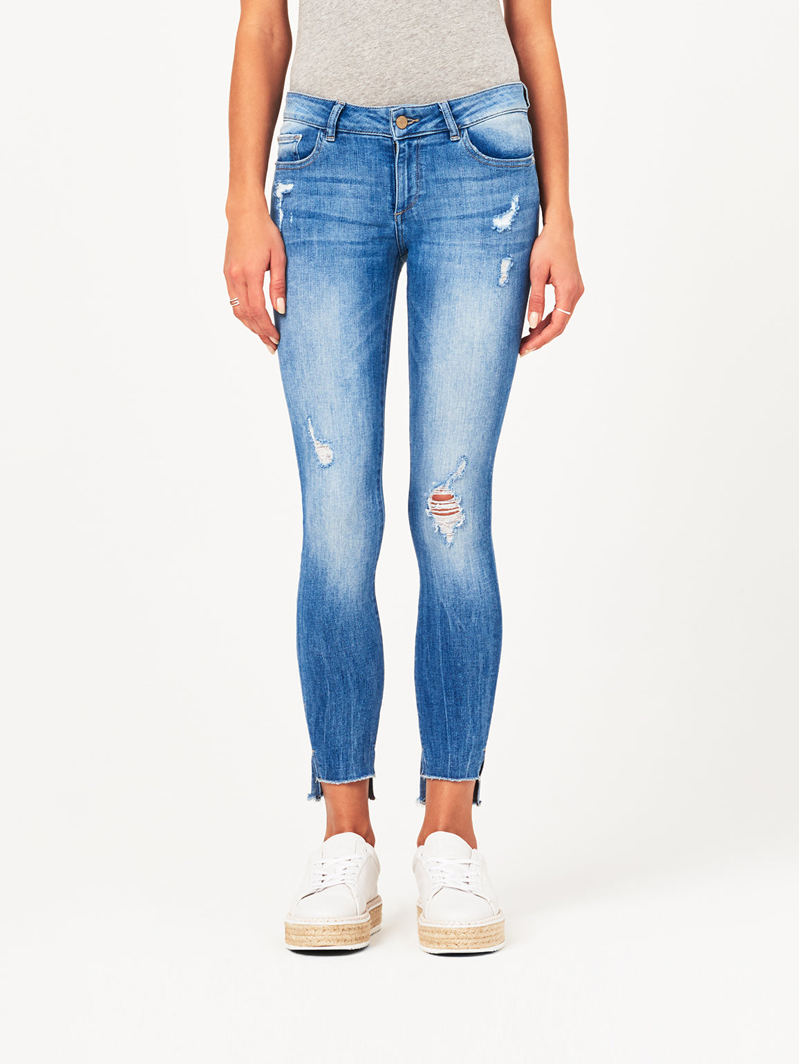 Emma Low Rise Skinny | Melbourne DL 1961 Denim