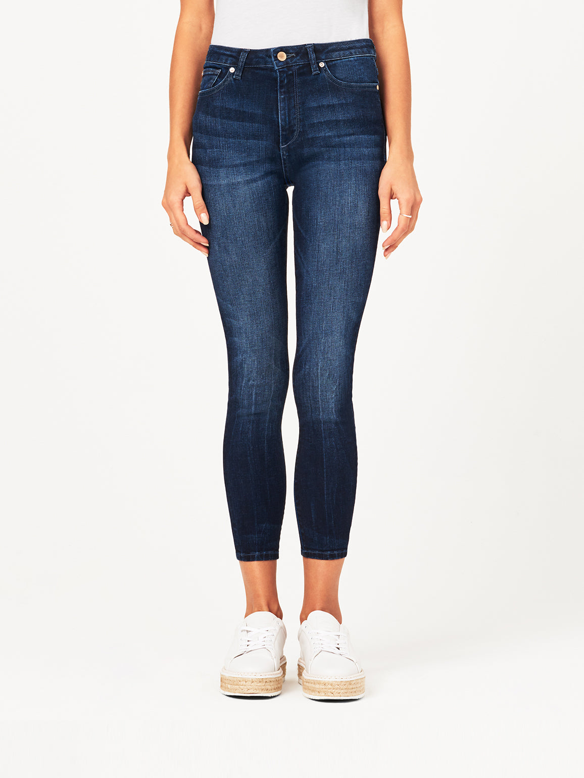 Image of Chrissy Ultra High Rise Skinny / Daytona
