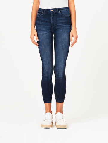 Florence Crop Mid Rise Skinny | Ralston