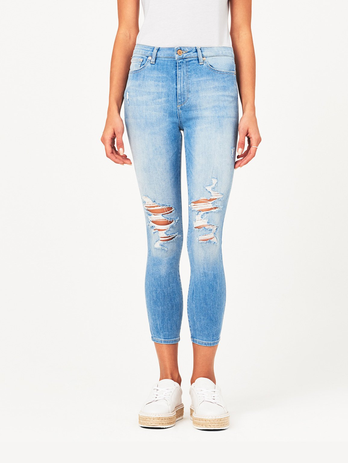 Chrissy Ultra High Rise Skinny