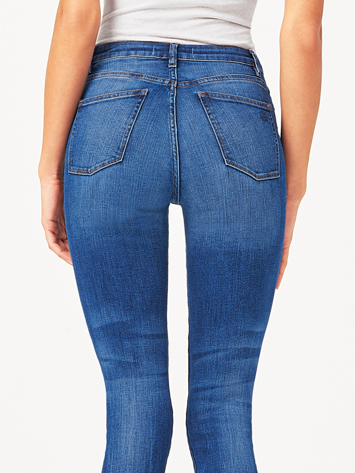 Chrissy Ultra High Rise Skinny | Bal Harbour DL 1961 Denim