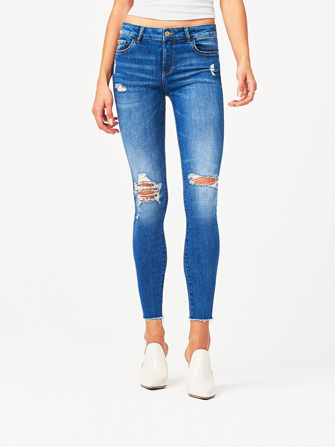 Women - Margaux Instasculpt Ankle Skinny Lowell - DL1961