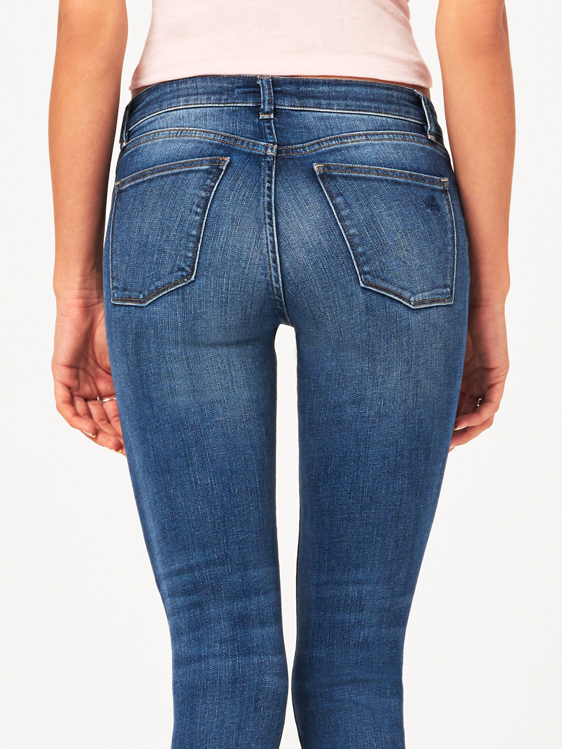Margaux Mid Rise Ankle Skinny | Paramount DL 1961 Denim