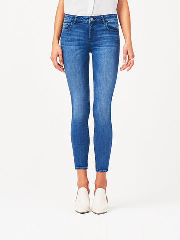 Margaux Mid Rise Ankle Skinny | Quincy