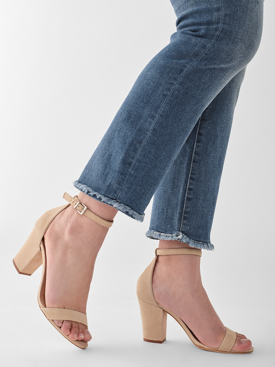 Mara Ankle High Rise Straight | Ventura