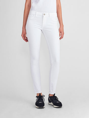 Margaux Mid Rise Ankle Skinny | Catalina