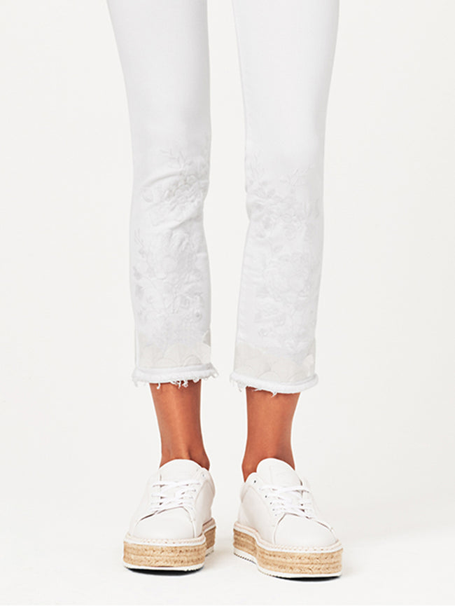 Mara Ankle Mid Rise Straight | Tularose DL 1961 Denim