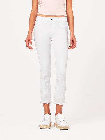 Farrow Ankle High Rise Skinny | Cape Cod