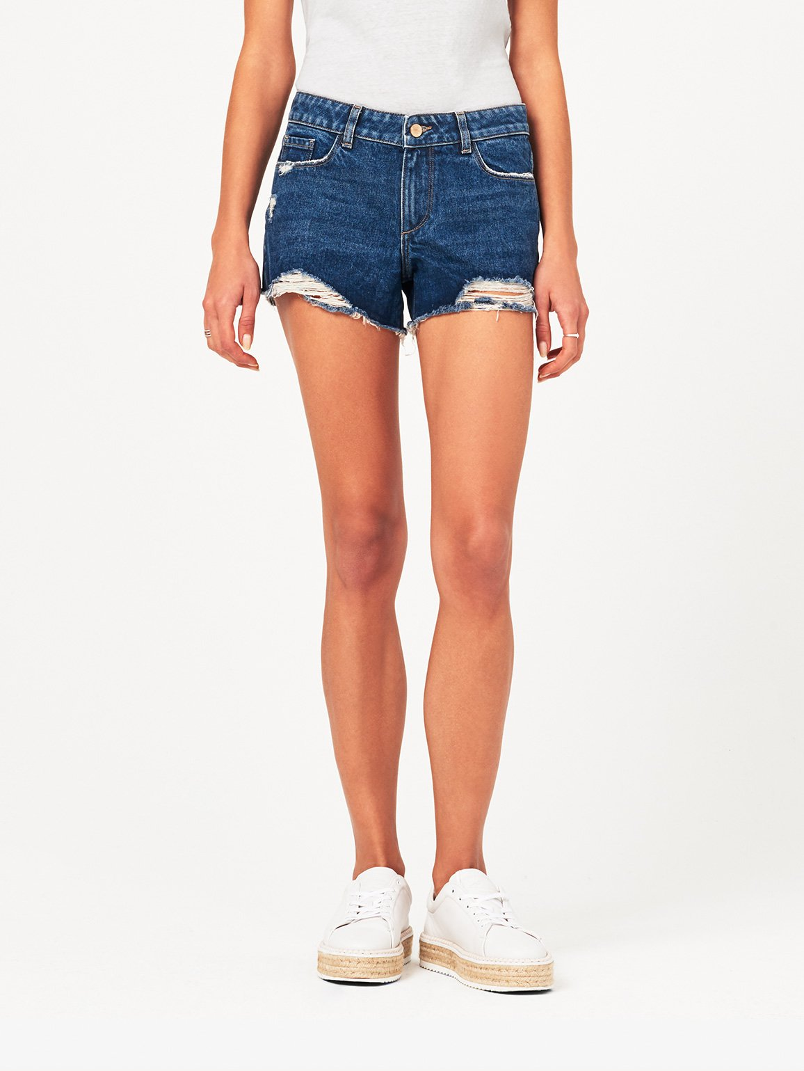 Women - Renee Low Rise Short | Southside - DL1961