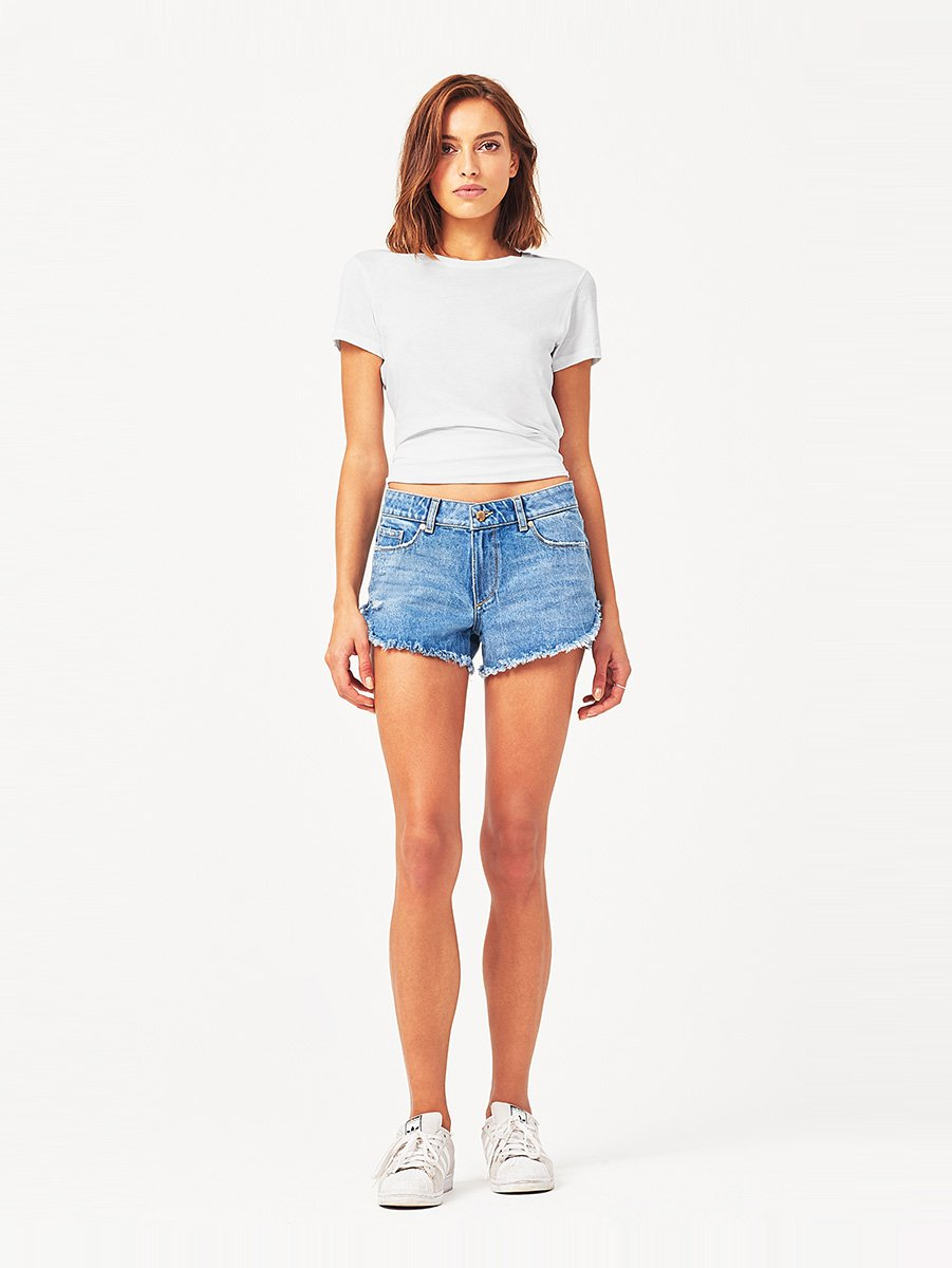 Renee Low Rise Short | Gold Coast DL 1961 Denim