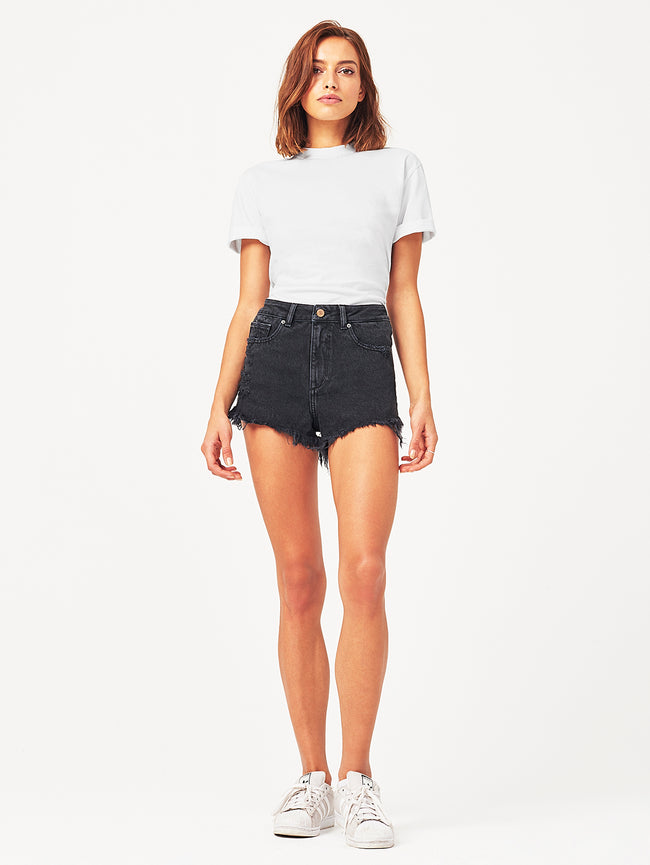 Cleo High Rise Short | Runaway DL 1961 Denim