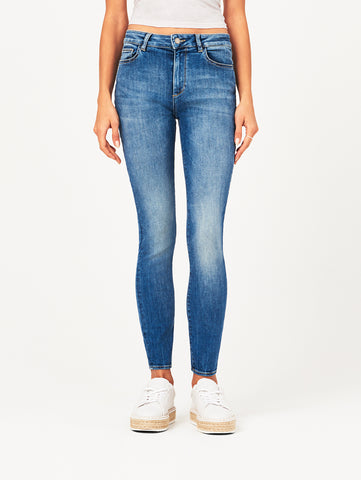 Farrow Ankle High Rise Skinny Medway