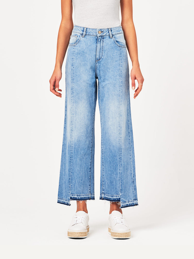 Hepburn High Rise Wide Leg | Dale
