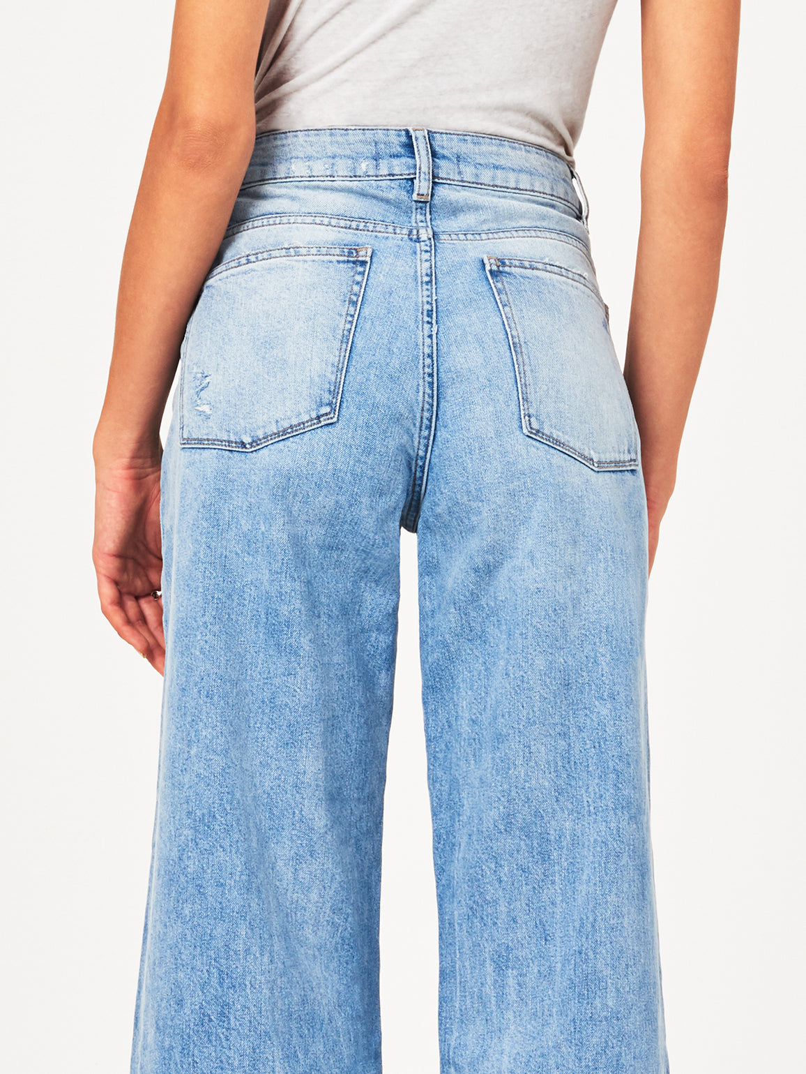 Hepburn High Rise Wide Leg | Oldtown DL 1961 Denim