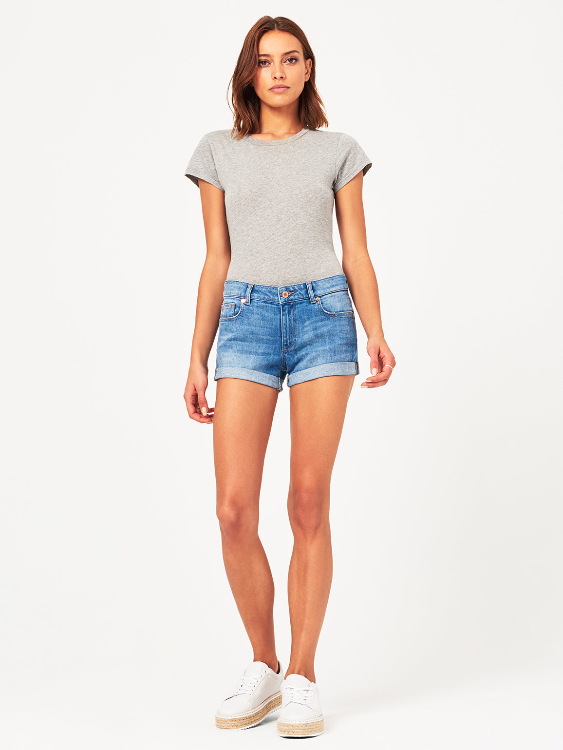 Renee Low Rise Short | Somerset DL 1961 Denim