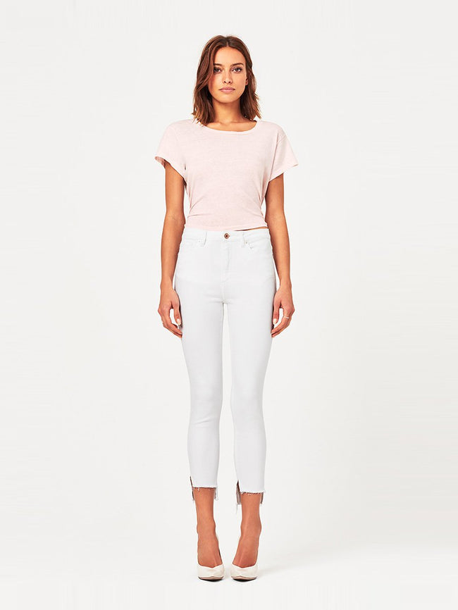 Chrissy Ultra High Rise Skinny Walsh