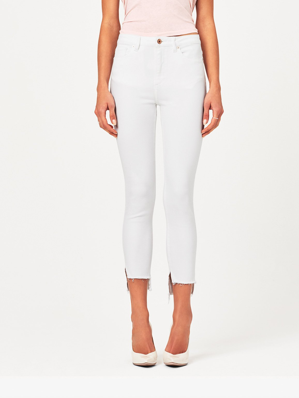 Chrissy Ultra High Rise Skinny | Walsh DL 1961 Denim