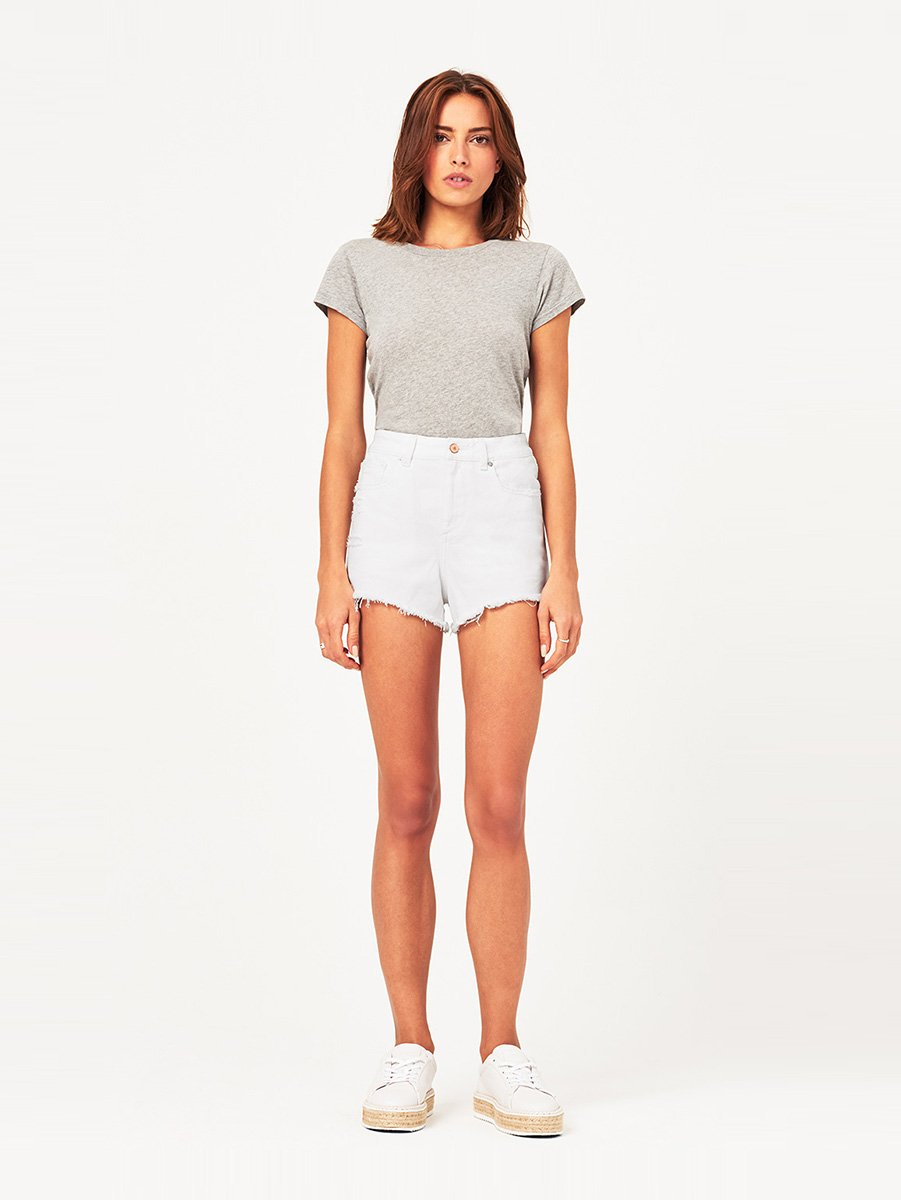 Cleo High Rise Short | Glorious DL 1961 Denim