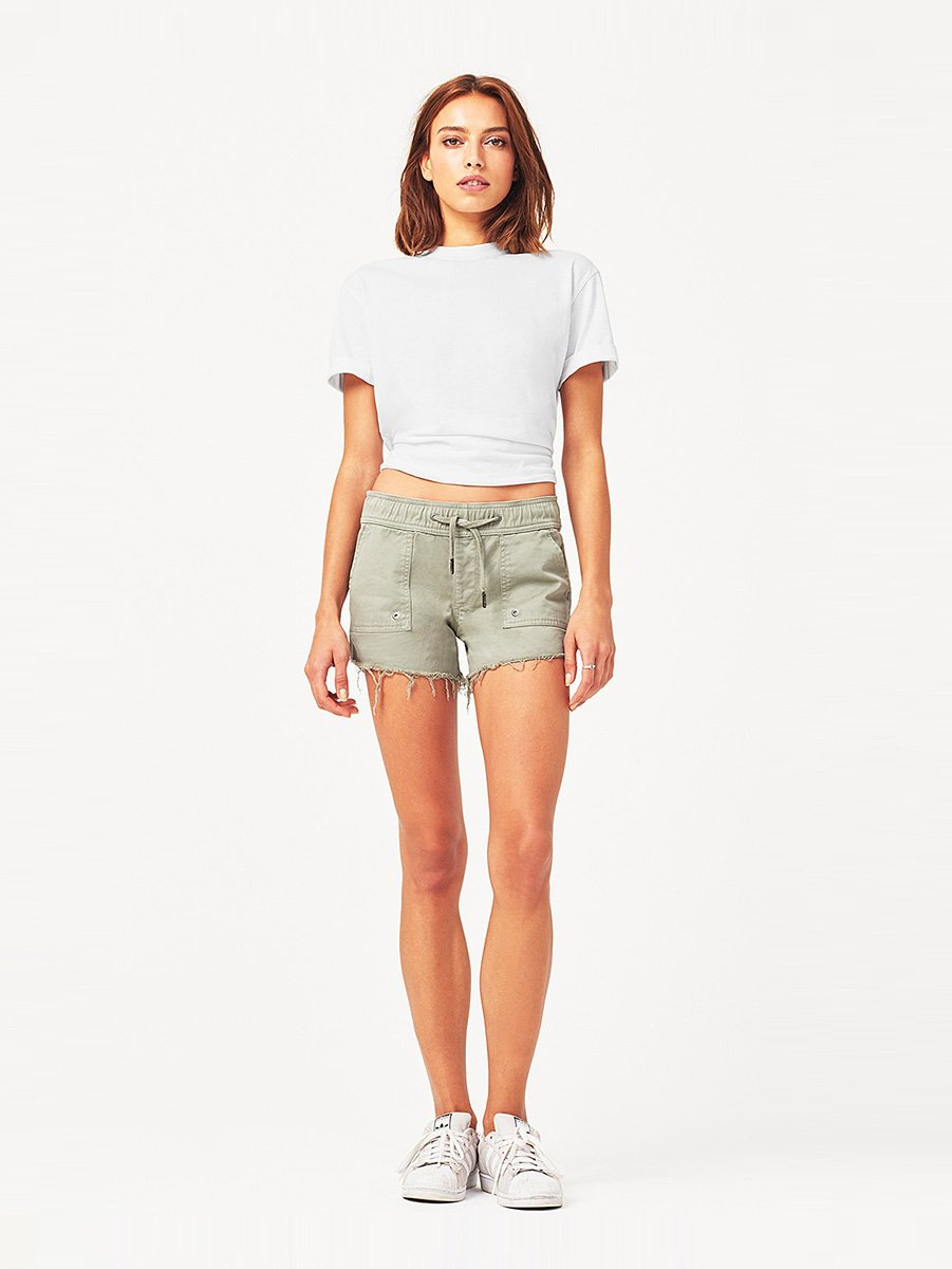 Flynn Low Rise Military Short Grove