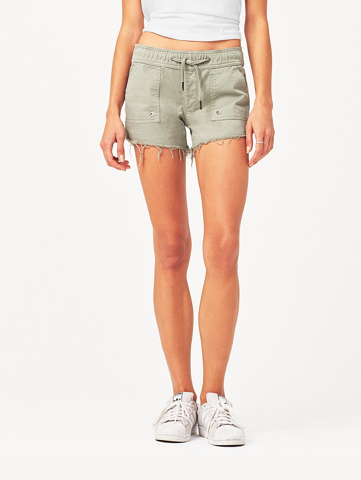 Image of Flynn Low Rise Short / Grove
